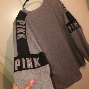 PINK Victoria's Secret Tops - Love pink shirt